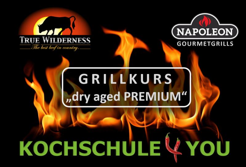 Dry Aged Grillkurs in Norderstedt / Hamburg